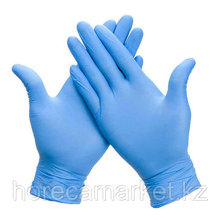 Перчатки нитриловые Small 100шт, фото 2