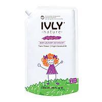 IVLY Nature Гипоаллергенное средство для стирки детской одежды Цветок Тиары и Кокосовое масло 1200мл.