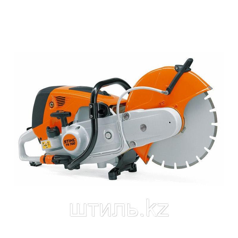 Бензорез STIHL TS 700 (Ø350 мм | 5 кВт) с легким пуском