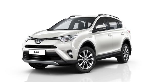 Toyota RAV4 с 2019