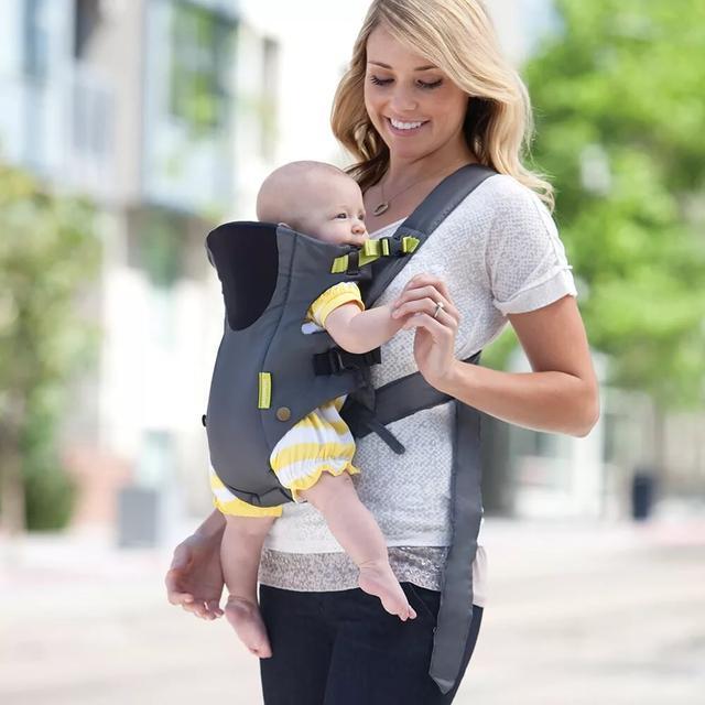 Кенгуру и переноски для новорожденных