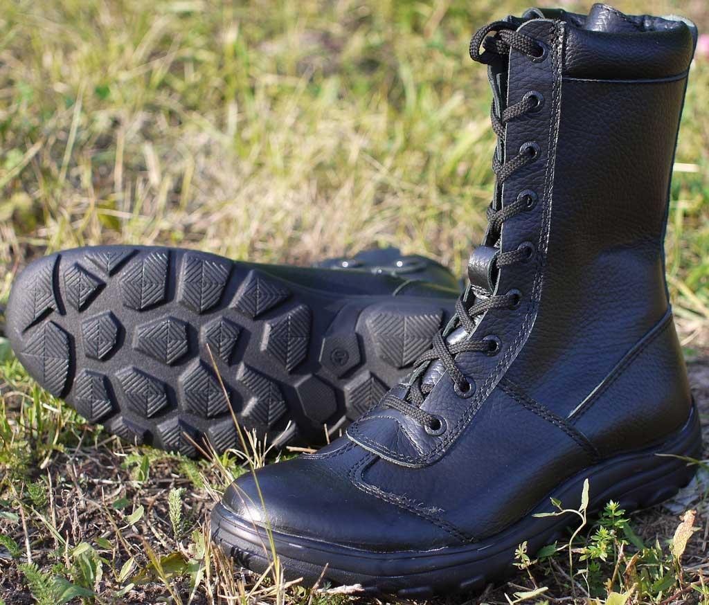 Ботинки летние Ратник молния ХСН 593