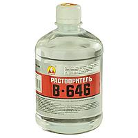 Растворитель 646 ВИРАЖ 1л