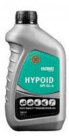 Масло трансмиссионное PATRIOT HYPOID APIGL-4 80W85 0,946 л