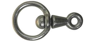 Кольцо с вертлюгом