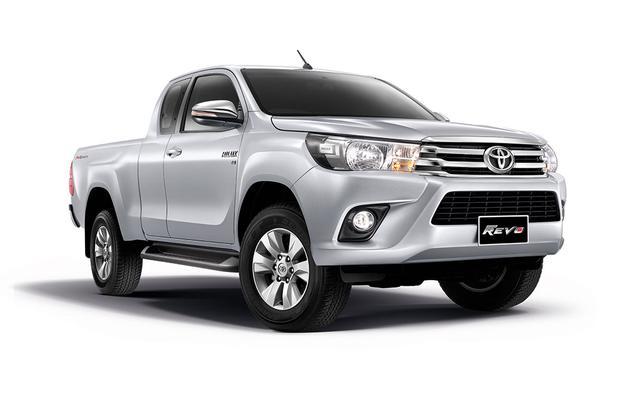 Toyota HILUX с 2015