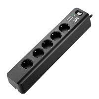 Сетевой фильтр APC PM5B-RS Essential SurgeArrest (5 розеток, Black)