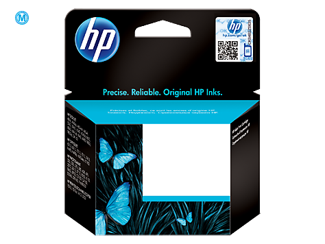 Картридж струйный HP CN054AE Cyan Ink Cartridge №933XL for OfficeJet 7110/6100/7510, up to 825 pages.
