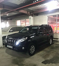 Джип Toyota Land Cruiser Prado
