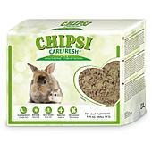 Наполнитель Chipsi CareFresh Original, для птиц и мелких домашних животных, на бумажной основе - 5 л