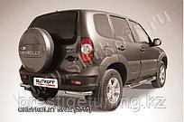 Уголки d57 Chevrolet Niva 2010-