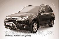 "Кенгурятник d76 низкий ""рама"" Subaru Forester 2008-12"