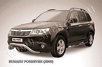 "Кенгурятник d76 ""мини"" Subaru Forester 2008-12"