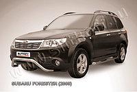 "Кенгурятник d57 ""мини"" Subaru Forester 2008-12"