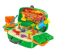 """Набор для игры с пластилином """"Мир динозавров"""""""