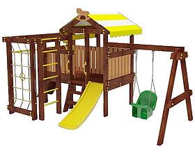 """Детская площадка """"Савушка Baby (play)""""-11"""