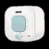 Электрический водонагреватель ZANUSSI ZWH/S 10 Mini U (Green) верхнее подключение