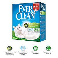 Комкующийся наполнитель Ever Clean Extra Strong Clumping Scented, сверхпрочное комкование - 10 л