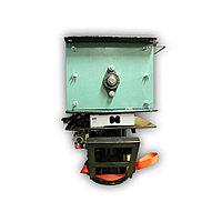 Дозатор весовой сыпучих продуктов с механическим зажимом шлюзового типа