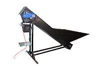 Ленточный дозатор компонентов для сыпучих и кусковых материалов