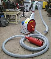 Зернодробилка (мельница) для зерна пневматическая ДВР-37Д