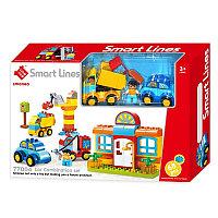 КОНСТРУКТОР Smoneo-Smart Lines duplo Стройплощадка арт.77004 с крупными деталями, фото 1