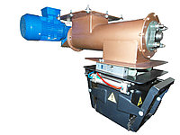 Весовой дозатор шнекового типа для фасовки сыпучих продуктов в мешки и пакеты