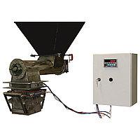 Весовой тензометрический фасовщик-дозатор компонентов с пневмозажимом шнековый
