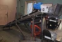 Фасовочный аппарат (для фасовки гравия, щебенки, песка, угля)