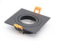 Точечный светильник квадратный с поворотным механизмом