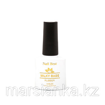 База Nail Best Milky (молочная), 10мл