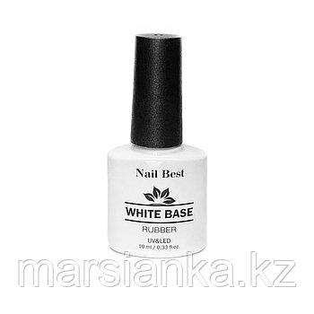 База Nail Best White (белая), 10мл