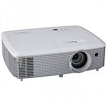Проектор Optoma W400+ (Проектор со стандартной оптикой\Разрешение WXGA (1280 x 800)\ Яркость 4000лм\ Контраст