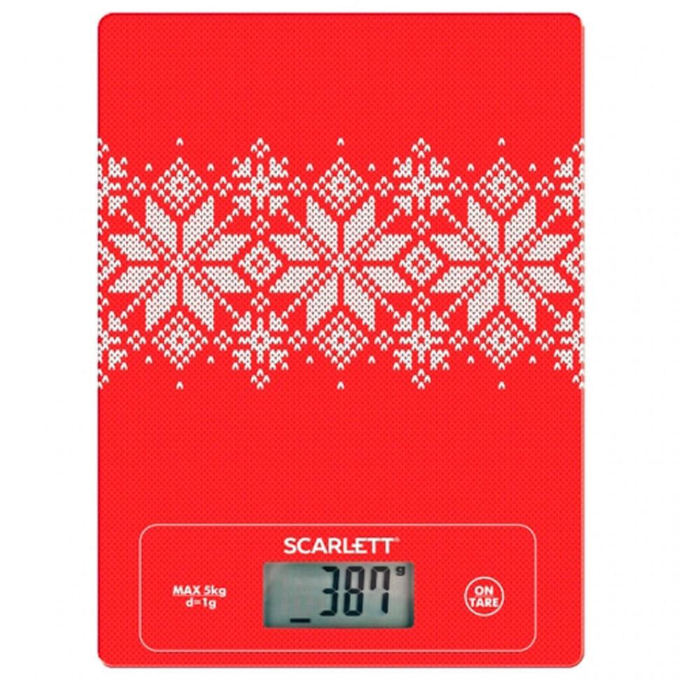 Весы кухонные Scarlett SC-KS57P40