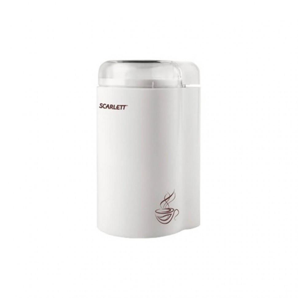 Кофемолка Scarlett SC-CG44501 белый