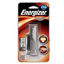 Фонарь компактный Energizer Metal light 3xААА черный