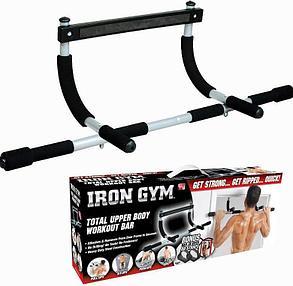 Турник без крепления Iron Gym (Айрон джим) для квартиры, фото 2