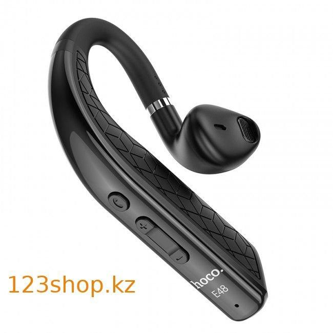 Bluetooth гарнитура Hoco E48 Superior business Black