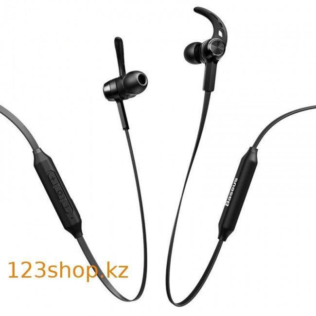 Bluetooth наушники Baseus S06 Encok Black