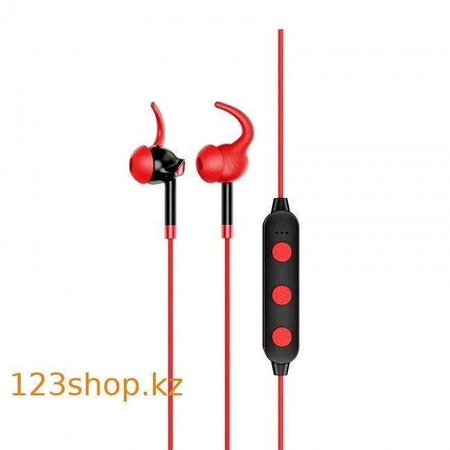 Bluetooth наушники Hoco ES30 Axestone sports Red