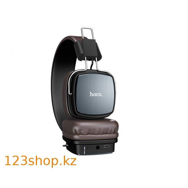 Bluetooth наушники Hoco W20 Gleeful Gray