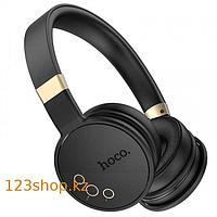Bluetooth наушники Hoco W26 Enjoyment Black, фото 1