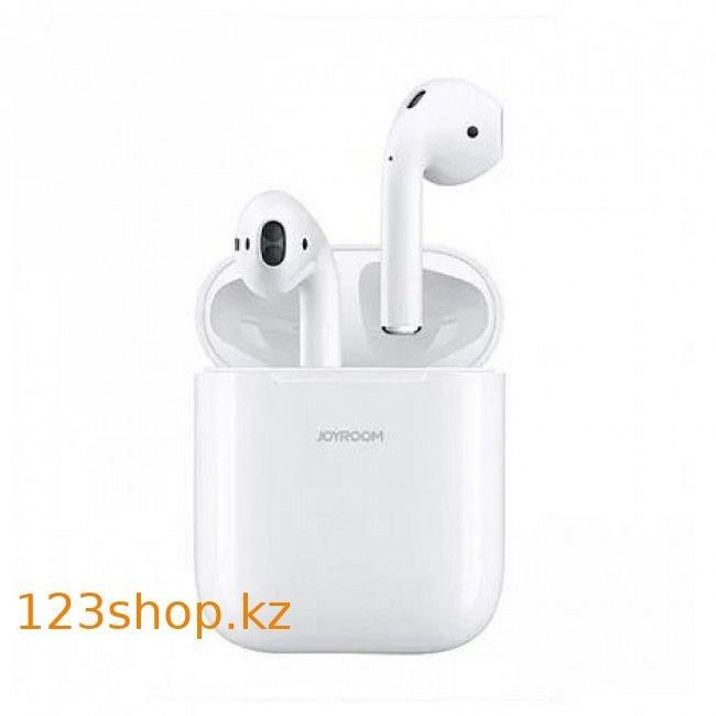 Bluetooth наушники Joyroom JR-T03S Bilateral TWS White