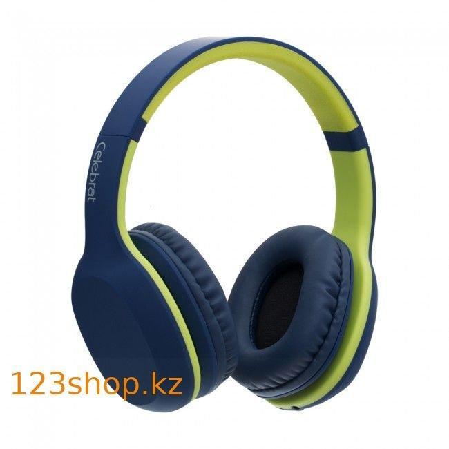 Bluetooh наушники Celebrat A18 Green