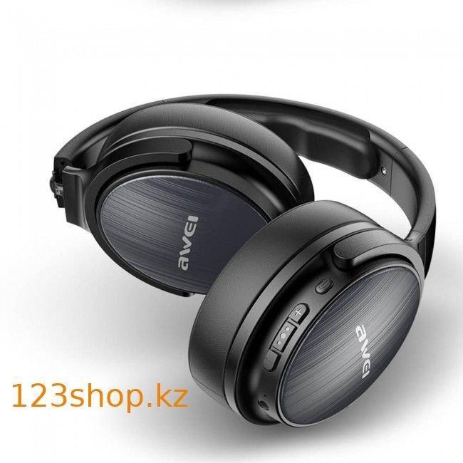 Bluetooth наушники Awei A780BL Black