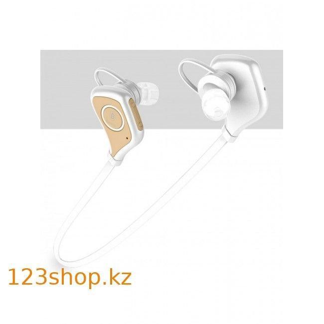 Bluetooth Наушники BASEUS Musice Series Sport Bluetooth Headphone White Gold