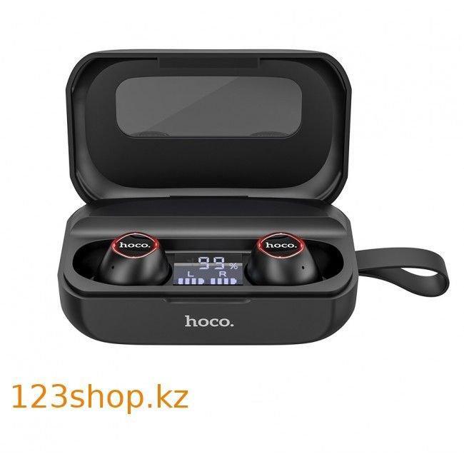 Bluetooth наушники Hoco ES37 TWS Black