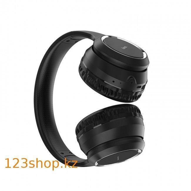 Bluetooth наушники Hoco W28 Journey Black