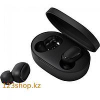 Bluetooth наушники Xiaomi Redmi AirDots Global Black (ZBW4480GL), фото 1