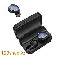 Беспроводные Bluetooth наушники Awei T3 TWS Black, фото 1
